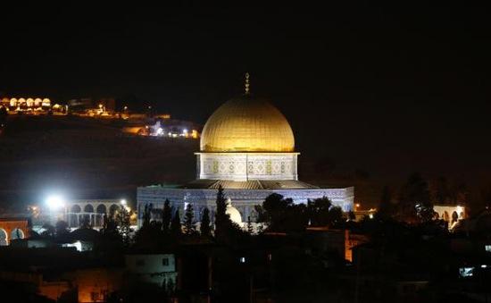 Israel phạt tù giáo sỹ Hồi giáo kích động bạo lực tại Al-Aqsa