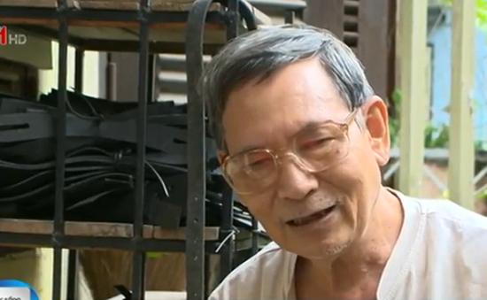 Người thợ làm dép cao su lưu giữ nét văn hoá lịch sử thủ đô Hà Nội