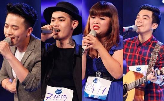 Vietnam Idol 2015 xác định 10 thí sinh xuất sắc nhất