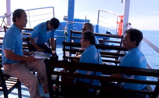 Những cựu ngư dân hết mình vì biển Đà Nẵng
