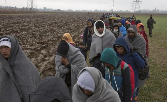 EU và các nhà lãnh đạo Balkan thống nhất kế hoạch người di cư