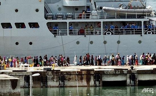 Hội nghị về người di cư trên biển Ấn Độ Dương