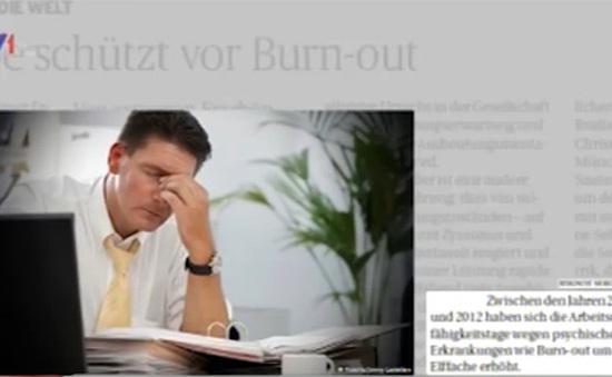Bỉ ban hành Luật phòng ngừa stress tại công sở