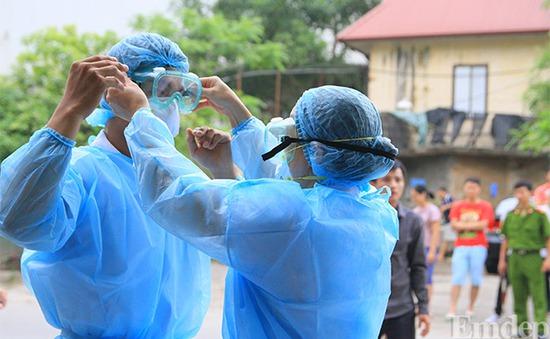 Hà Nội: Diễn tập phòng chống dịch MERS