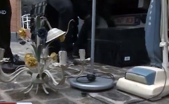 Ngày thu gom rác điện tử tại Bỉ