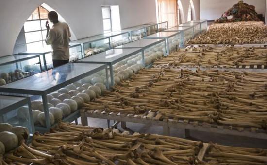 LHQ tưởng nhớ các nạn nhân của nạn diệt chủng ở Rwanda