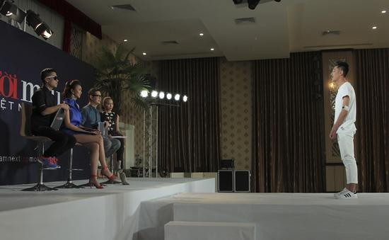 Vietnam's Next Top Model 2015: Hoành tráng, căng thẳng, hài hước ngay tập đầu lên sóng
