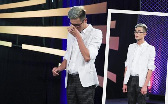 Vietnam's Next Top Model 2015: Mỹ nam Đức Thành bất ngờ xin rút lui