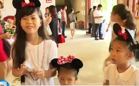 TP.HCM: Khán giả nhí hào hứng với Disney Live