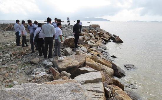 Dự án Nha Trang Sao lấn biển không phép 23.000 m2