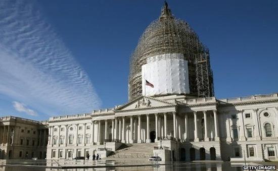 FBI đập tan âm mưu đánh bomtòa nhà Quốc hội Mỹ