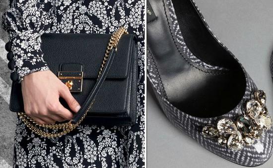 Dolce & Gabbana ra mắt BST Thu Đông 2015/16 thanh lịch