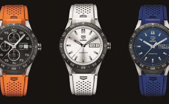 Hãng đồng hồ Thụy Sỹ Tag Heuer ra mắt sản phẩm đồng hồ thông minh