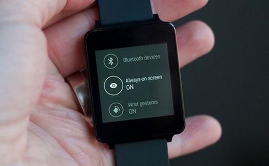 Tăng thời lượng pin cho smartwatch