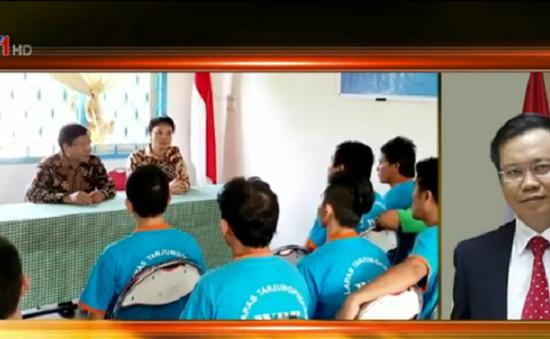 """ĐSQ Việt Nam tại Indonesia nỗ lực """"giải cứu"""" ngư dân bị bắt giữ"""