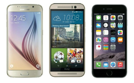 Những smartphone đáng mua nhất tháng 5