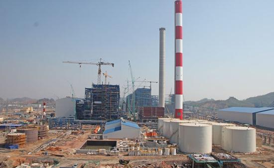Nhà máy Nhiệt điện Duyên Hải I sẽ phát điện vào tháng 1/2016