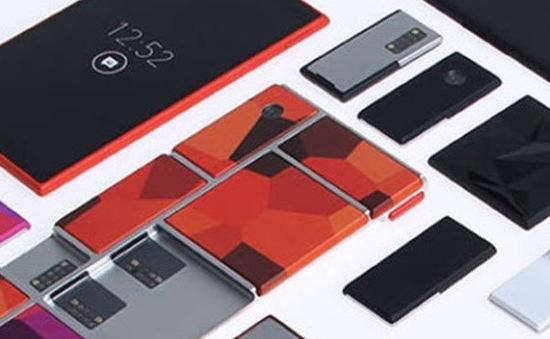 Dự án smartphone xếp hình Project Ara bị hoãn đến năm 2016