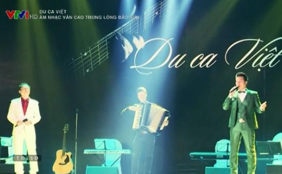 Du ca Việt: Hành trình với những bản hùng ca của cố nhạc sĩ Văn Cao