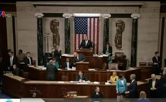 Mỹ: Ban hành Dự luật ngân sách tạm thời
