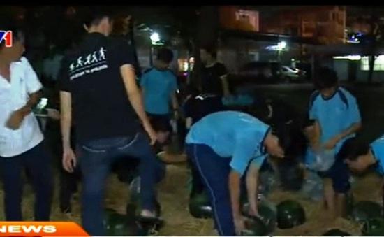 TP.HCM: Chung tay giải cứu 100 tấn dưa hấu
