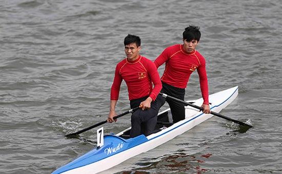 Tính toán hướng gió – kỹ năng quan trọng của VĐV đua thuyền
