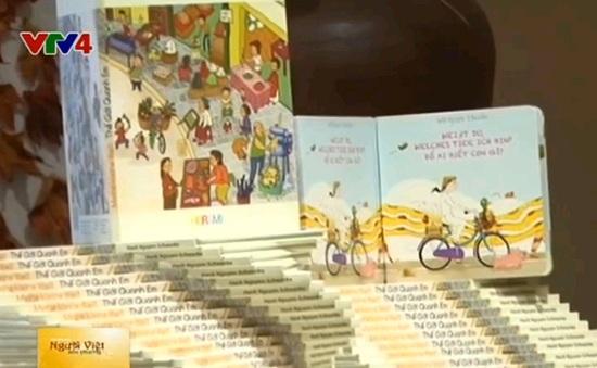Ra mắt từ điển Việt - Đức bằng tranh dành cho thiếu nhi