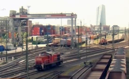 Lái tàu đình công, kinh tế Đức thiệt hại 500 triệu Euro