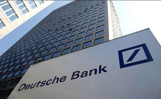 Ngân hàng Deutsch Bank lỗ 7 tỷ USD trong quý III/2015
