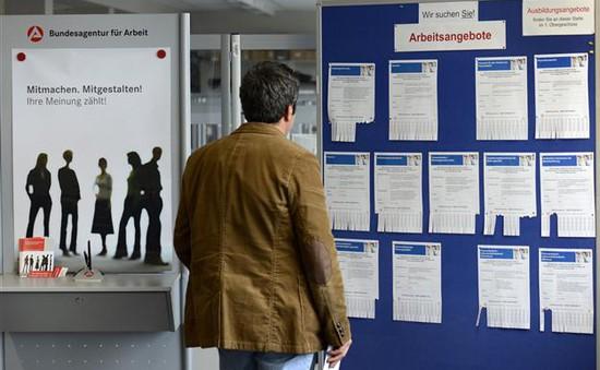 Tỷ lệ thất nghiệp ở Đức thấp nhất trong 24 năm