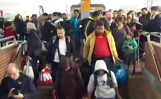 Đức cấp giấy thông hành hồi hương cho người tị nạn
