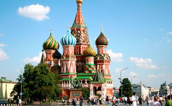 Ngành du lịch Nga đối phó với khó khăn