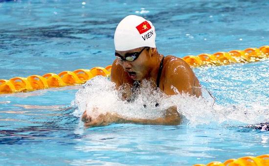 Kình ngư Ánh Viên vào bán kết giải bơi Vô địch thế giới 2015