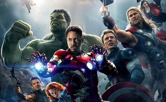 Avengers: Age of Ultron cán mốc 10 triệu lượt xem tại Hàn Quốc
