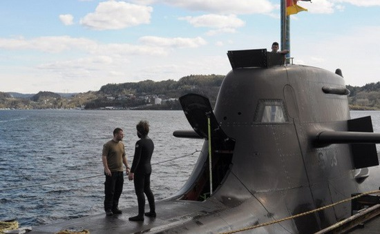 NATO tập trận chống tàu ngầm