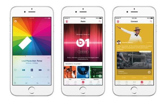 iOS 8.4 chiếm tới 40% tổng số lượng người sử dụng iOS