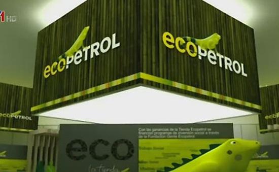 Một công ty Colombia thiệt hại 100 tỷ USD vì giá dầu giảm