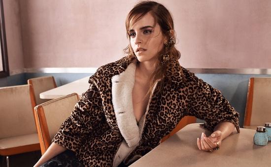 Emma Watson lọt top 25 vẻ đẹp ấn tượng của Vogue năm 2015