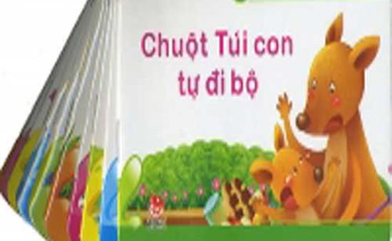Bộ sách rèn luyện trí thông minh cho trẻ