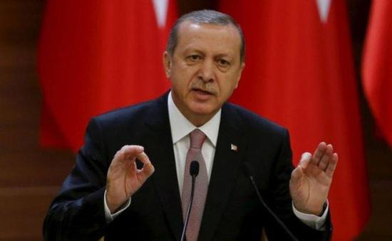 Israel và Thổ Nhĩ Kỳ đạt thỏa thuận bình thường hóa quan hệ