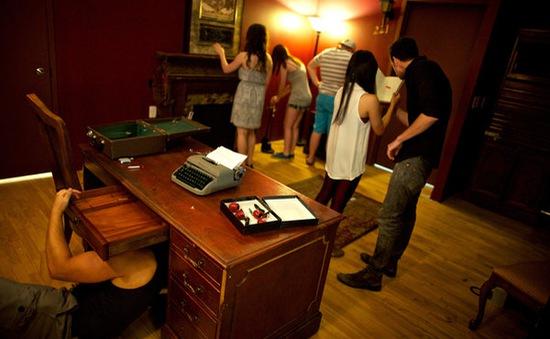 Trò chơi nhập vai Escape room gây sốt tại Mỹ