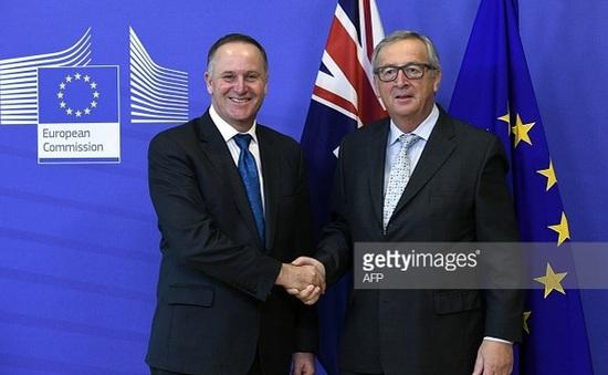 EU và New Zealand đàm phán thương mại tự do