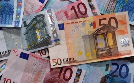 Lạm phát tại Eurozone xuống dưới 0%