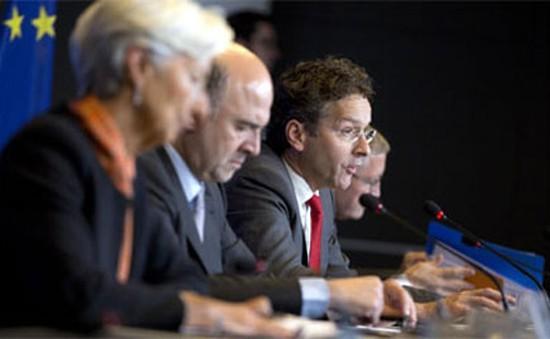 Khối Eurozone mong muốn giữ Hy Lạp ở lại
