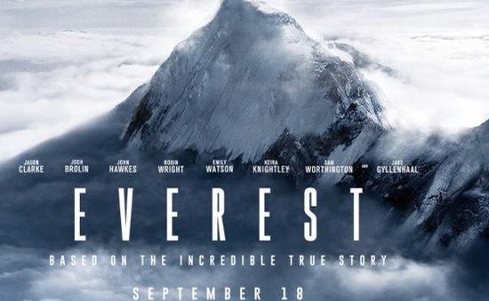 Giới phê bình đánh giá cao phim Everest
