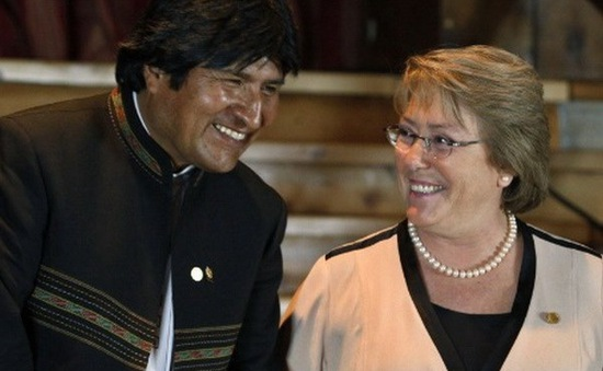 Bolivia sẵn sàng nhiều phương án trong vụ kiện về đường ra biển với Chile