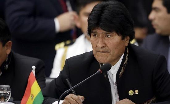 Mỹ phủ nhận âm mưu kích động đảo chính tại Bolivia