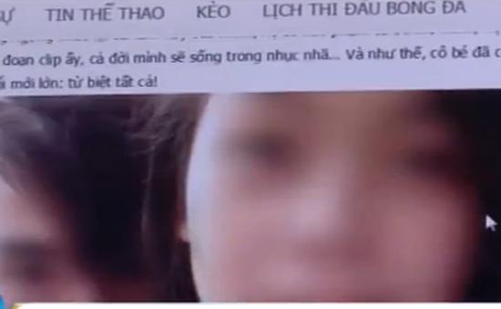 Bắt kẻ phát tán clip nhạy cảm lên mạng khiến một nữ sinh tự tử
