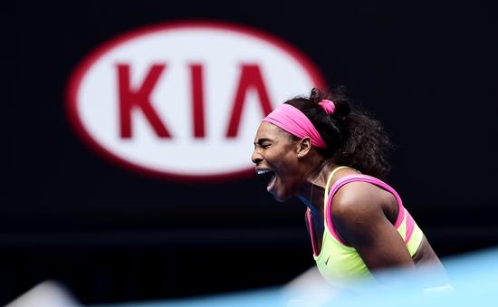 Vòng 4 Úc mở rộng 2015: Wawrinka đi tiếp, Serena rửa hận thành công