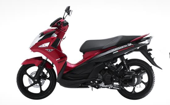 Yamaha Nouvo 2016 chính thức bán tại Việt Nam, giá 34 triệu đồng